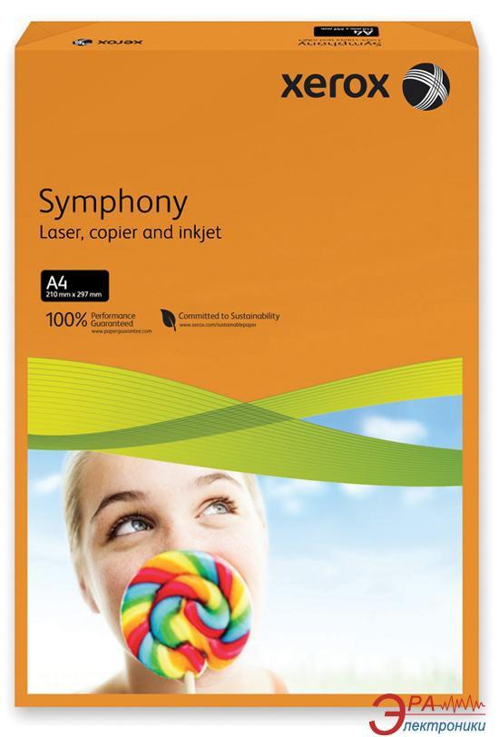 Symphony 160gsm A4 Orange