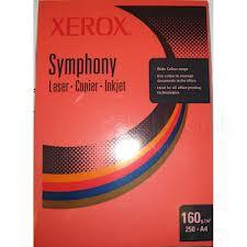 Symphony 160gsm A4 Dark Red