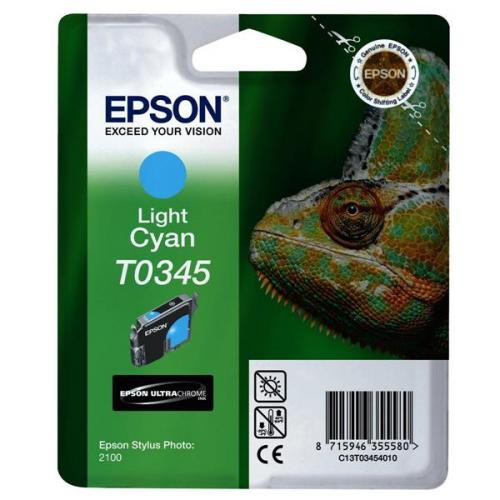 Epson Stylus Photo 2100 Inkjet Cartridge Light Cyan 17ml C13T034540
