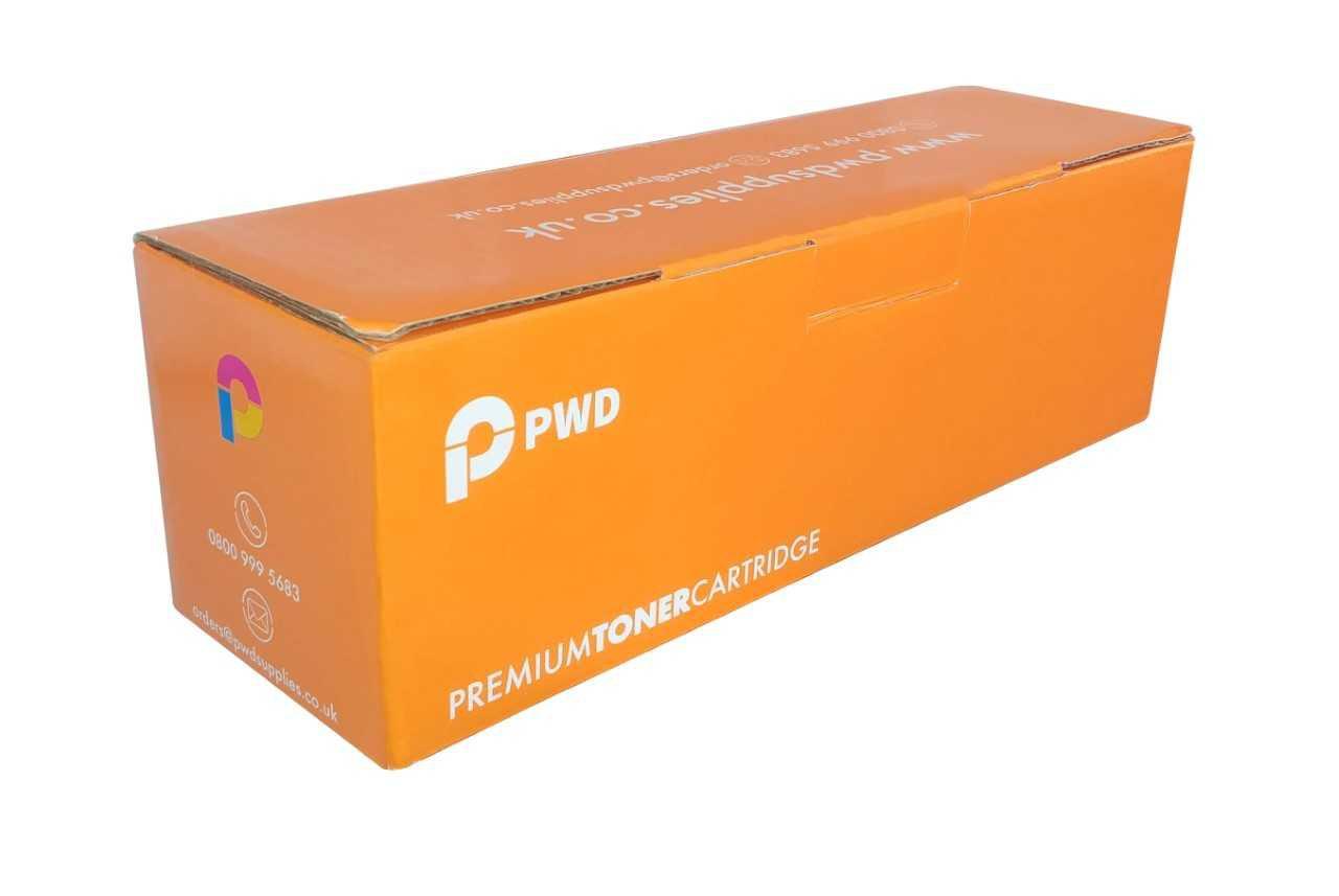 PWD - Cartridge Comp Brother TN246Y Hi Yld Yellow Toner