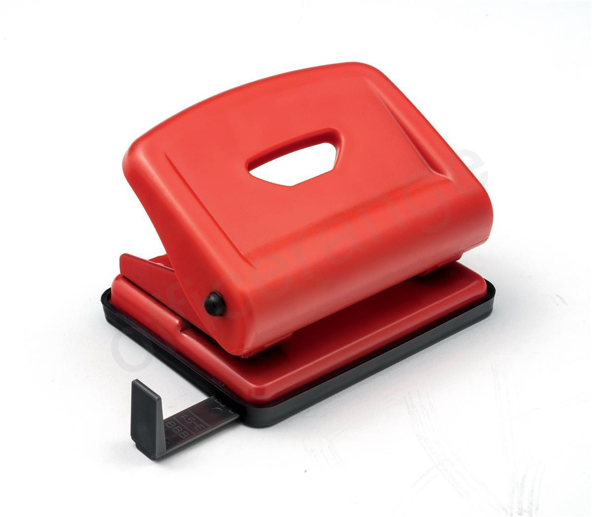 5 Star Office 2 Hole Punch 22 Sheet Red