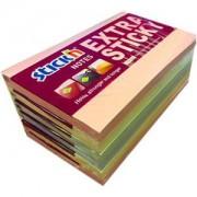 Hopax Stickn Extra Sticky 76x7127mm Pastel Assorted PK6