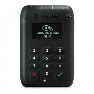 PayPalHereContactlessChip&Pin CardReader
