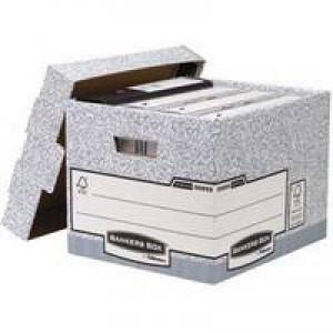 Heavy-Duty Box  Grey/ White W380 x D430 x H287mm