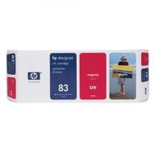 HP 83 Magenta UV Cartridge Pk3 C5074A