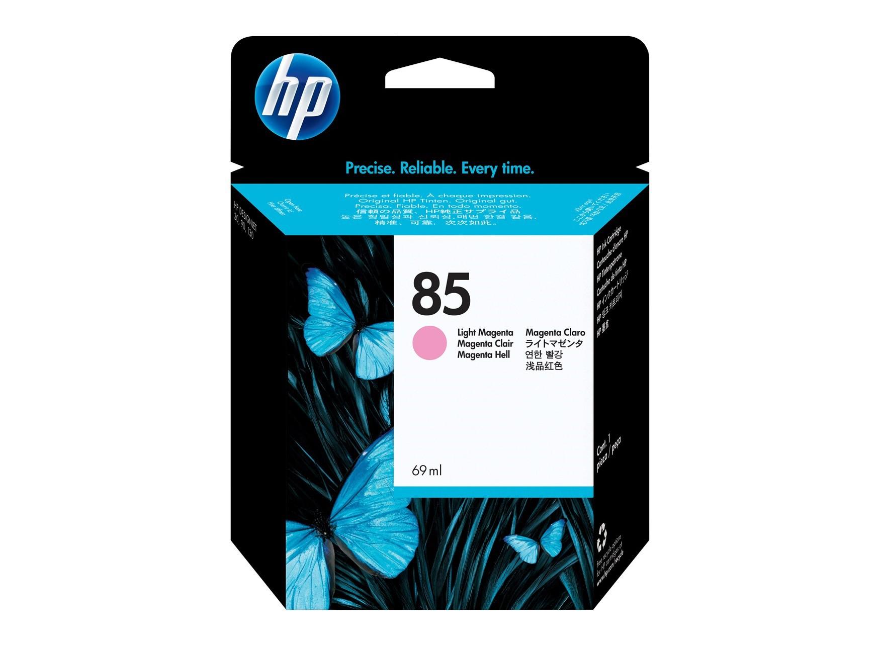 HP 85 Light Magenta Ink Cartridge C9429A