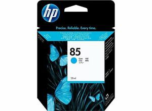 HP 85 Cyan Inkjet Cartridge C9425A