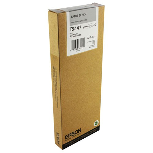 Epson T5447 Light Black Ink Cartridge