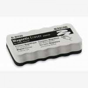 Bi-Office Light-Weight Magnetic Board Eraser AA0105 (M-S)