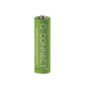 *Q Connect AA Batteries Pack of 4 KF00489