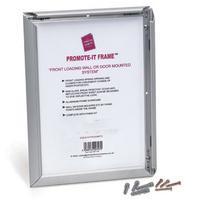 Photo Album Company Promote It Aluminium Frame A4 PAPFA4B (214502)