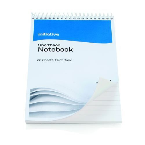 Initiative Shorthand Notebook 160pg