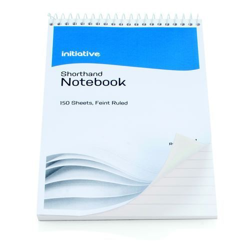 Initiative Shorthand Notebook 300pg