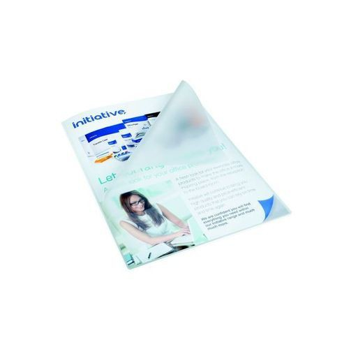 Initiative Lamg Pouch 250 Micron A3 100s