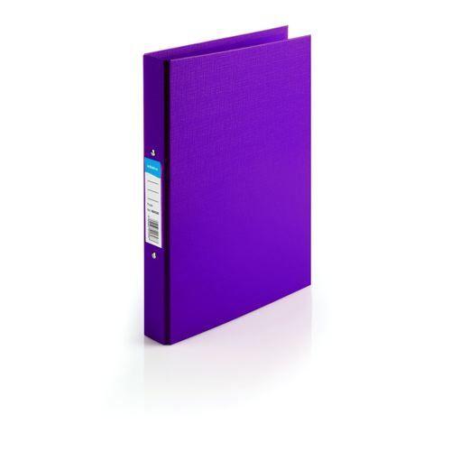 Initiative PP Ring Binder 25mm A4 Purple