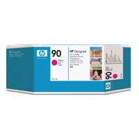 HP 90 Magenta Inkjet Tri-Pack C5084A
