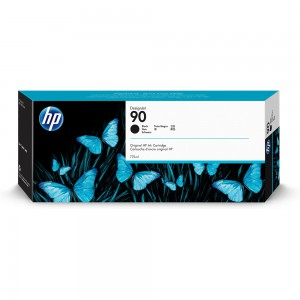 HP 90 Black Inkjet Cartridge C5059A