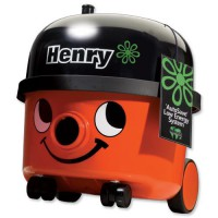 Image for  Numatic Henry Vacuum Cleaner 620W 6 Litre 7.5kg W315xD340xH345mm Red Ref HVR160