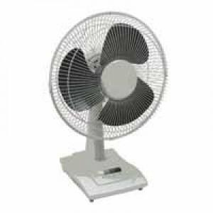 *Q Connect Desktop Fan 300mm/12 inch KF00405 (356483)