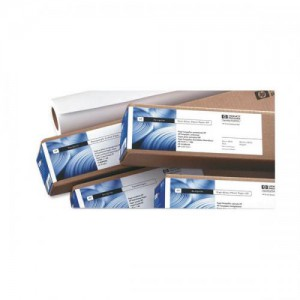 HP A1 Coated Paper 594mmx45.7m 90gsm