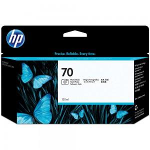HP 70 Photo Black Ink Cartridge C9449A