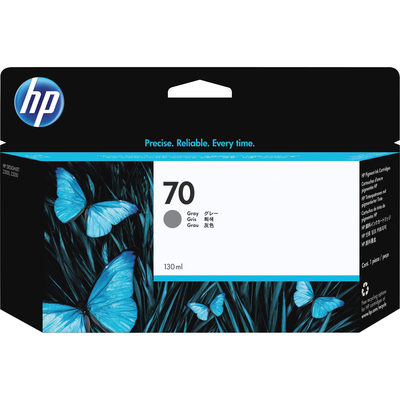 HP 70 Grey Inkjet Cartridge C9450A