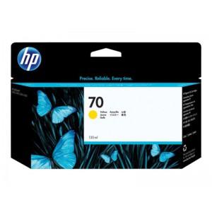 HP 70 Yellow Inkjet Cartridge C9454A