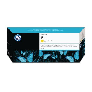 HP 91 Yellow Inkjet Cartridge C9469A