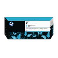 HP 91 Cyan Inkjet Cartridge Pk3 C9483A
