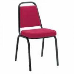 Polaris Banqueting Chair Claret KF03338