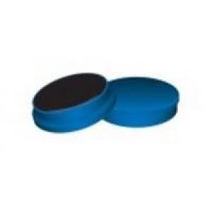 Q Connect Magnets 25mm Blue Pack of 10 KF02640