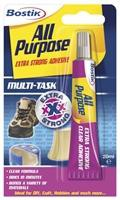 Bostik All Purpose Clear Glue 20ml Pack of 6 80207