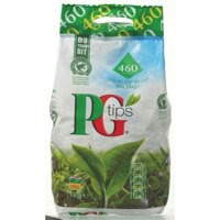 PG Tips Pyramid Tea Bag Pack of 460 63071