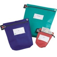 Go Secure High Security Mailing Pouch Blue CCB1
