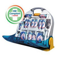 Wallace Cameron Adulto Premier 20 Person First Aid Dispenser 1002281