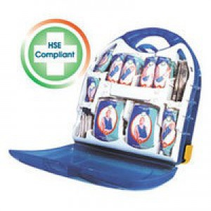 Wallace Cameron Mezzo 20 Person First Aid Dispenser 1002216