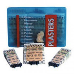 Wallace Cameron Fabric Pilferproof Plasters Pack of 150 1202006