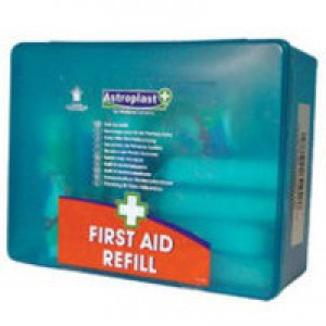 Wallace Cameron 1-10 Person First Aid Kit Refill 1036092
