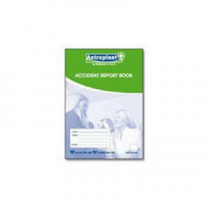 Wallace Cameron Accident Report Book A5 5401009 5401015