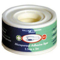 Wallace Cameron Micropore Tape for Securing Dressing Pads W25mmxL5m Ref 2005020