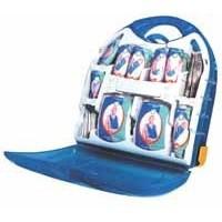 Wallace Cameron Mezzo 1-10 Person First Aid Dispenser 1002576