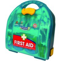 Wallace Cameron Small First Aid Kit Green 1002655