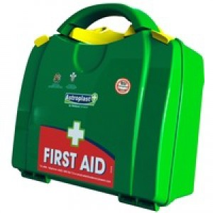 Wallace Cameron Large Green Box First Aid Kit BS8599-1