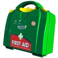 Wallace Cameron Large First Aid Kit Green 1002657