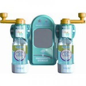 Wallace Cameron Twist n Pull Eye Wash Station