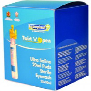 Wallace Cameron Saline Pods 20ml Pack of 25 2405095