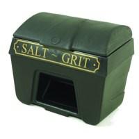 Winter Salt/Grit Bin Victorian with Hopper Feed 200 Litre 317065