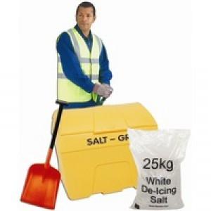 Winter Maintenance Kit with Grit Bin 360202