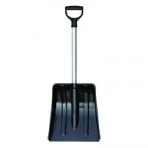 Yeti Car Shovel Aluminium Black Pack of 5 383696