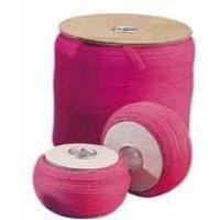 Pink Legal Tape 3/8 inch 500 Metre Reel